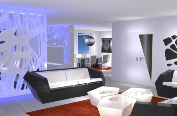 Proyecto de interiorismo de tu local comercial o vivienda desde 500 grupo egf empresas gay - Proyecto local comercial ...