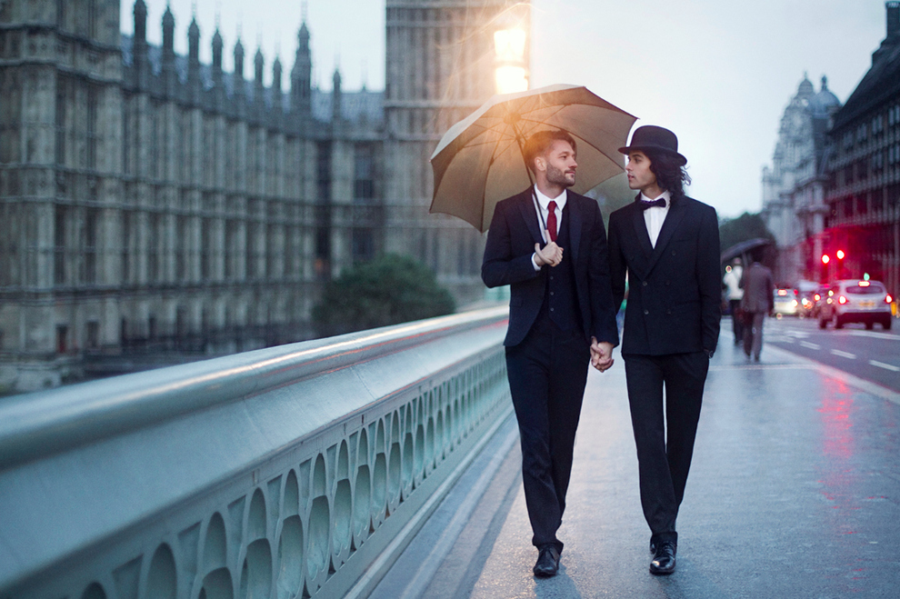 Las imágenes más bellas del mundo sobre amor homosexual