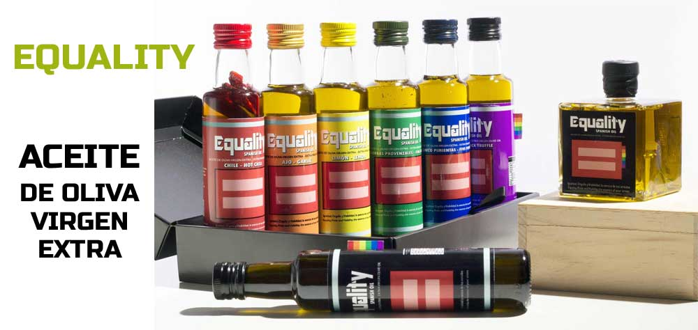 Equality Oil aceite de Oliva