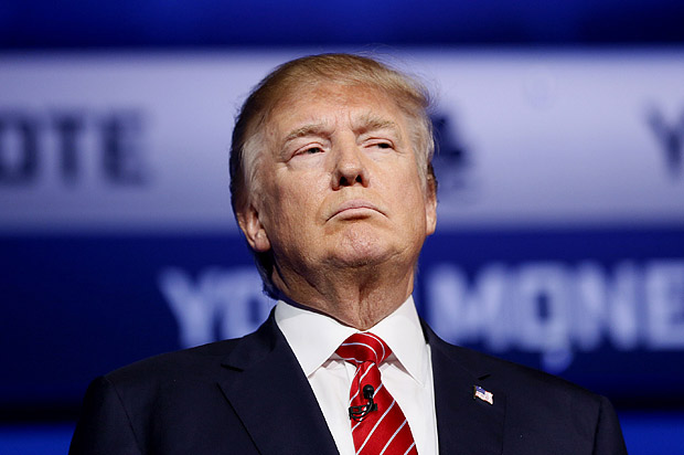 Donald Trump homofobia