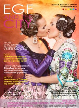Revista de tiempo matrimonio gay feb 2009
