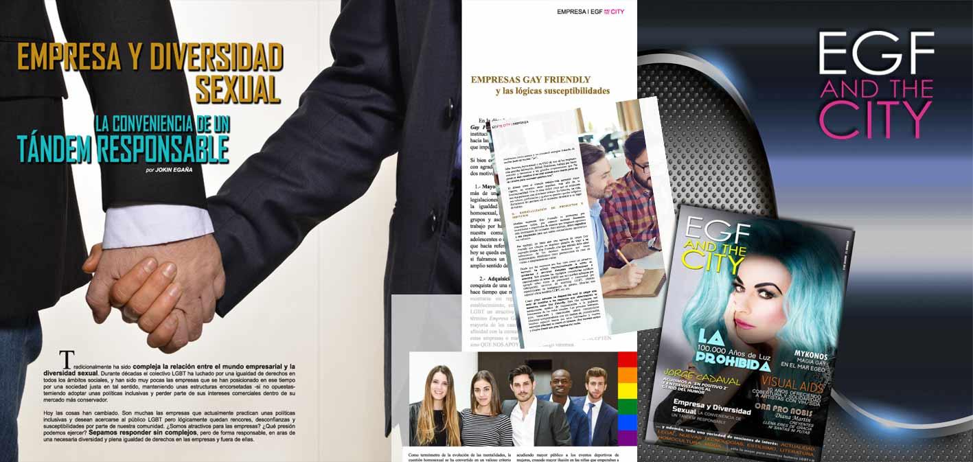 Empresas y Diversidad Sexual: La conveniencia de un tándem responsable