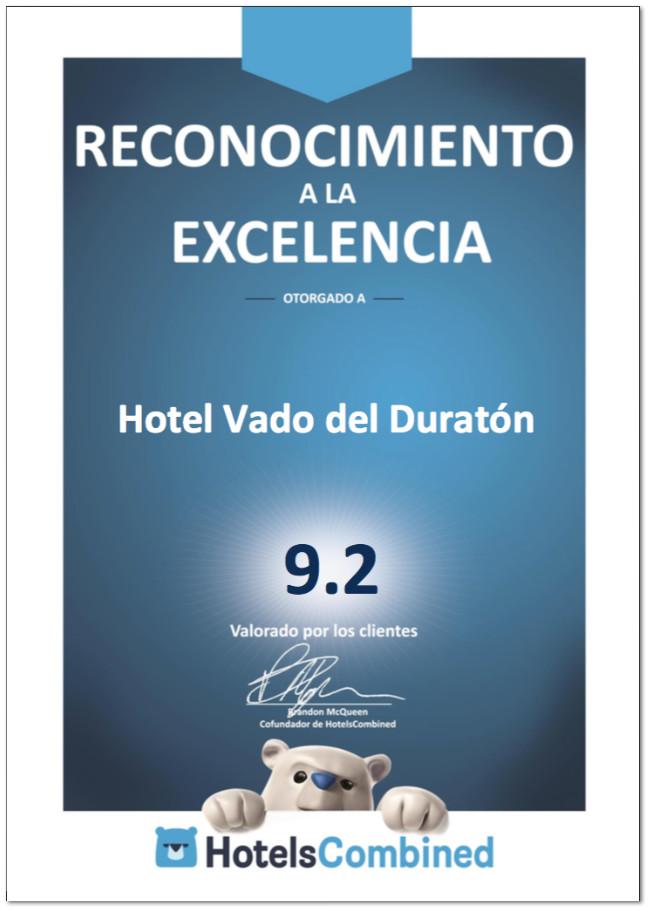 Hotel gay friendly en segovia Vado del Duratón