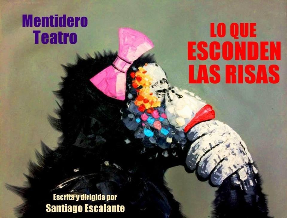 Santiago Escalante vuelve a incluir un personaje gay en su obra