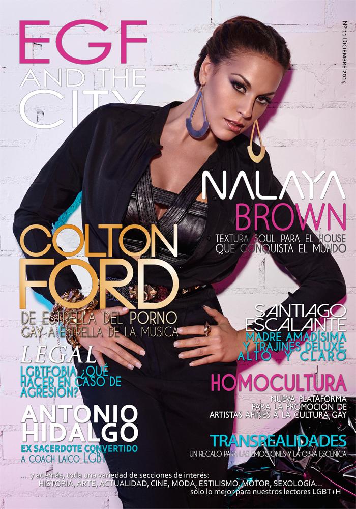 Revista gay EGF and the City