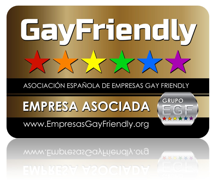 Sello gayfriendly