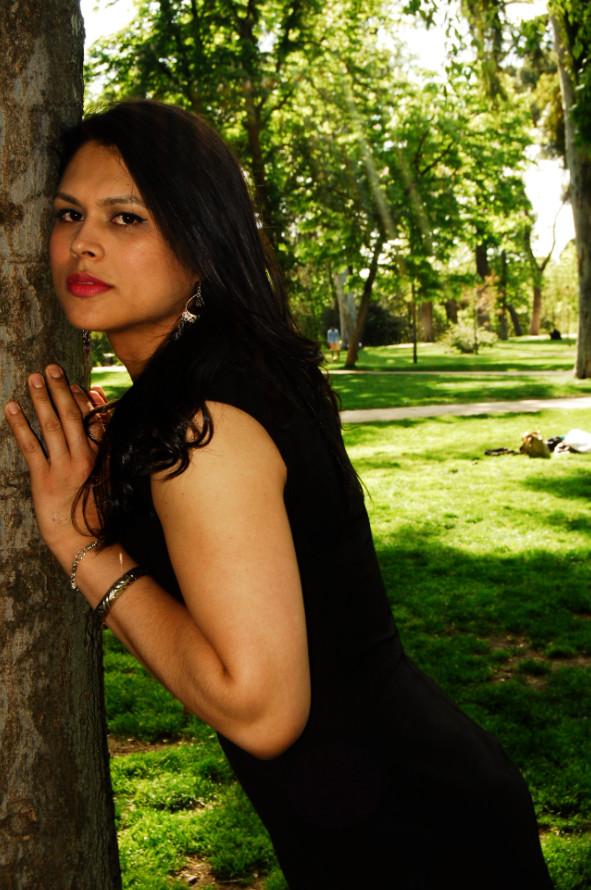 Entrevista a Ángela Florez, perteneciente a la 15 edición de la revista EGF and the City