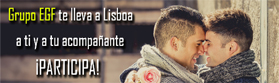 Grupo EGF sorteo viaje Lisboa