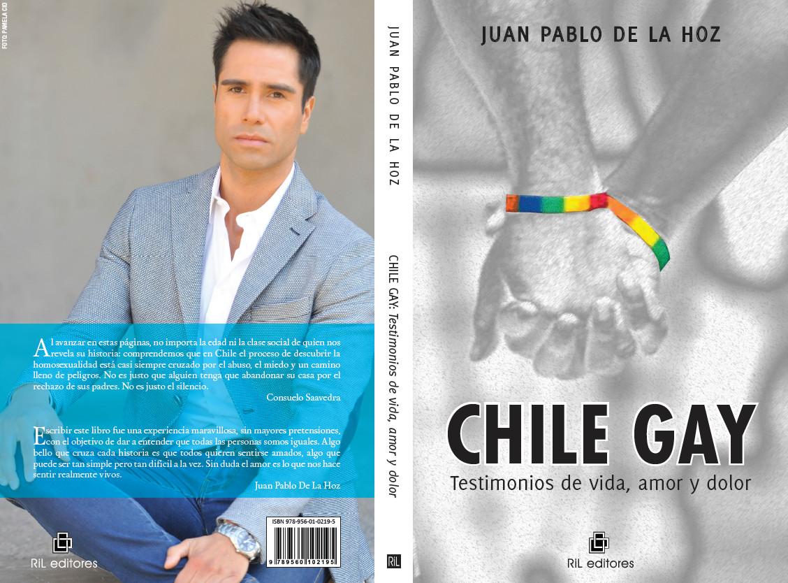 """""""Chile Gay"""", del escritor y periodista Juan Pablo de la Hoz, se presenta en Valencia"""