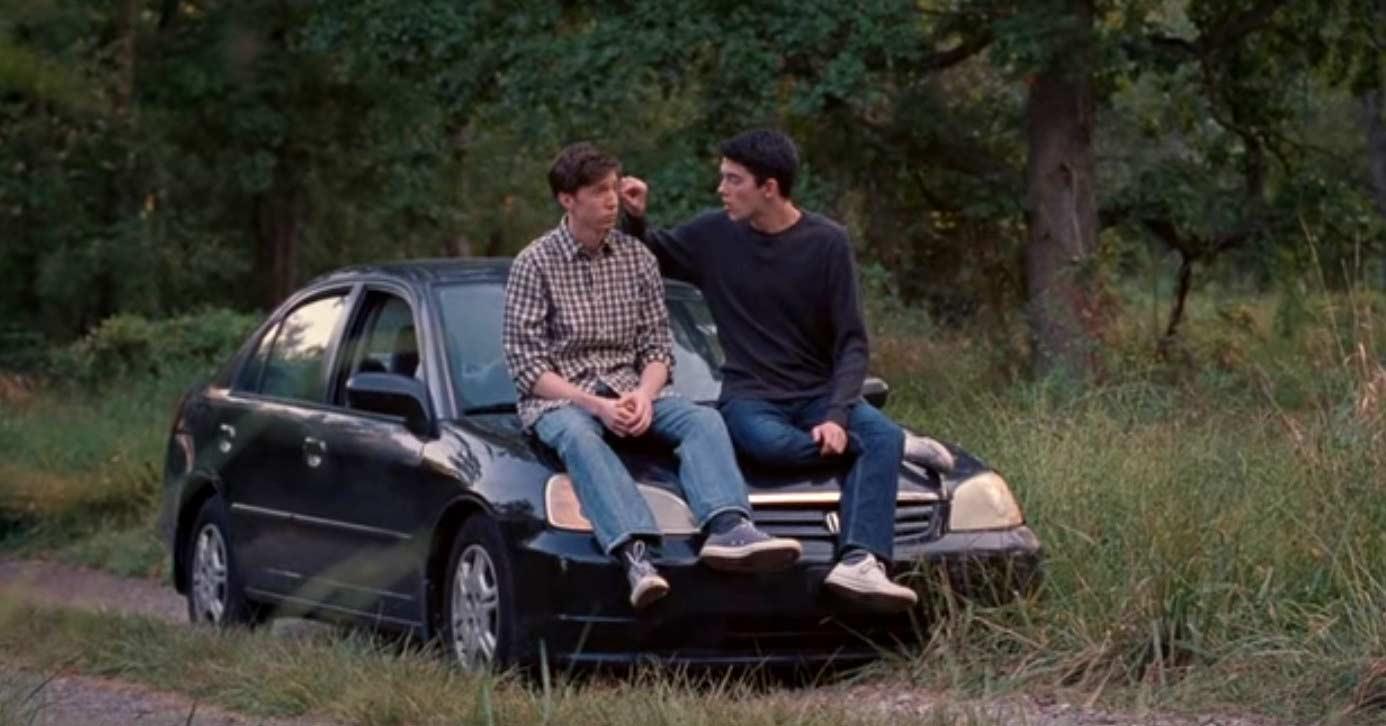 Kodak captura el amor entre dos adolescentes gays