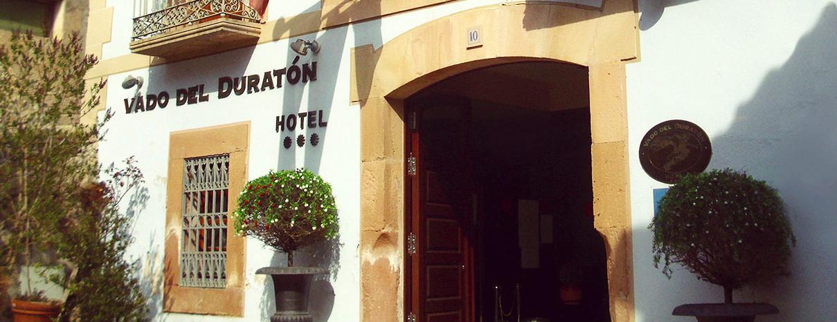 Hotel Rural Vado del Duratón, hotel gay friendly en Segovia