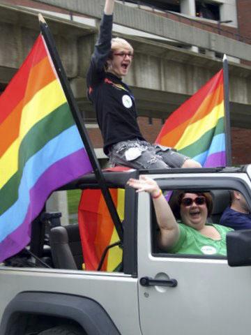 Te descubrimos el icono gay de los vehículos: Jeep Wrangler