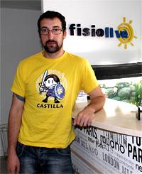 Carlos Sanz, gerente de Artesa Suites & Spa