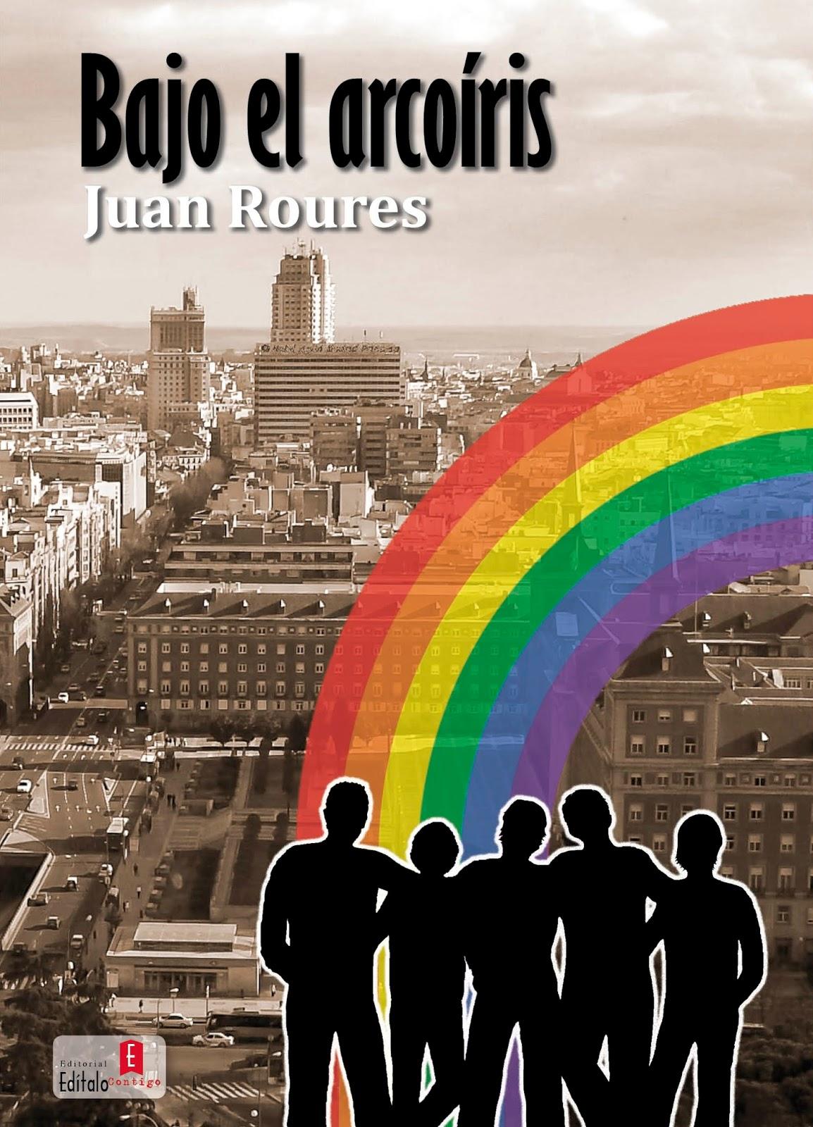 """Juan Roures y cinco universos personales """"Bajo el Arcoíris""""de Madrid"""
