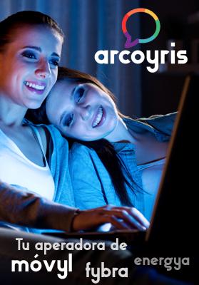 Arcoyris telecomunicación