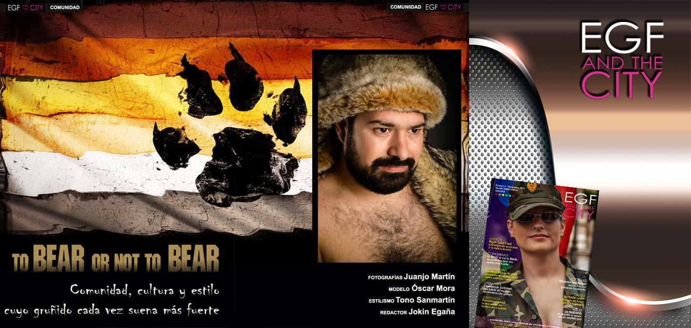 To BEAR or not to BEAR: Comunidad, cultura y estilo cuyo gruñido cada vez suena más fuerte