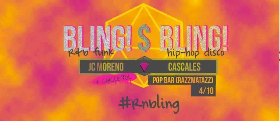 Nace BLING!, un club que apuesta por la mejor música negra