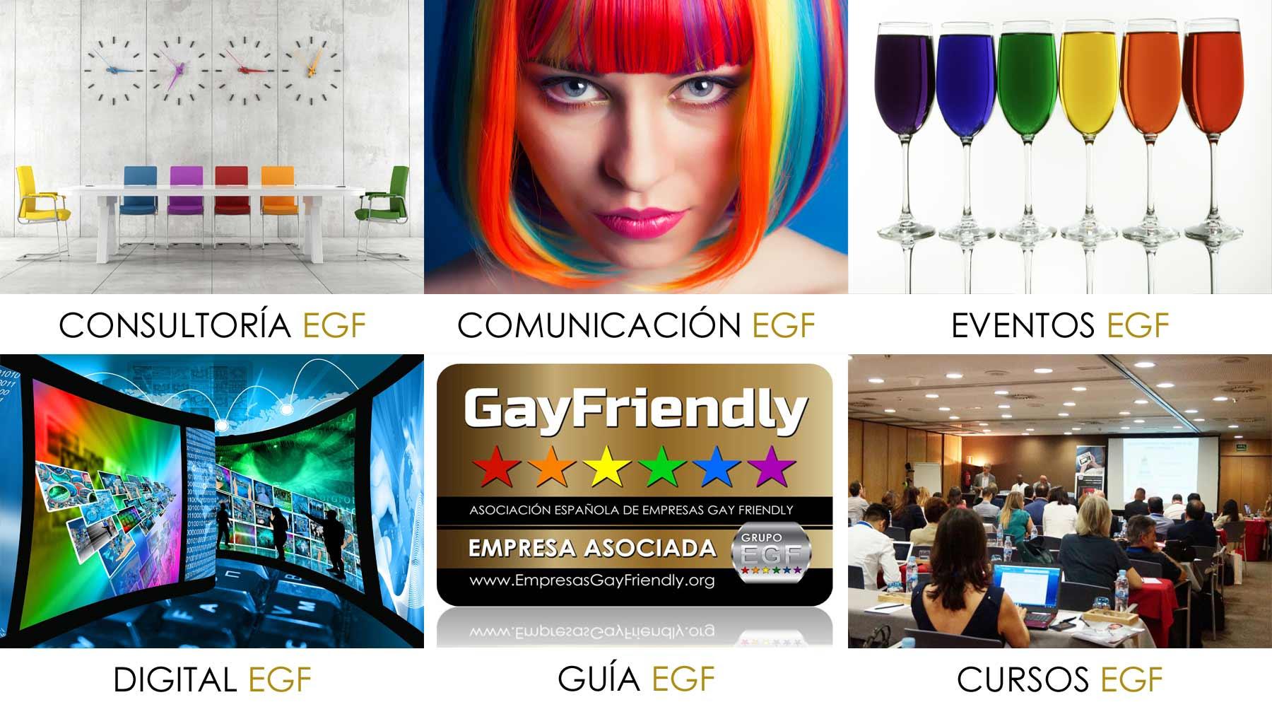 Grupo EGF, consultora experta en el mercado gay (LGBT)
