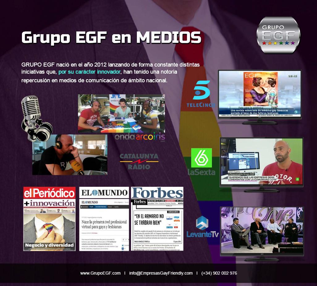 GRUPO EGF en los medios de comunicación