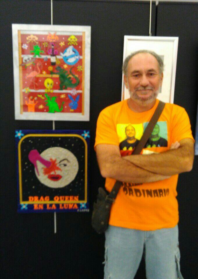 Pop-Art y Kistch en la mano del artista Fernando López