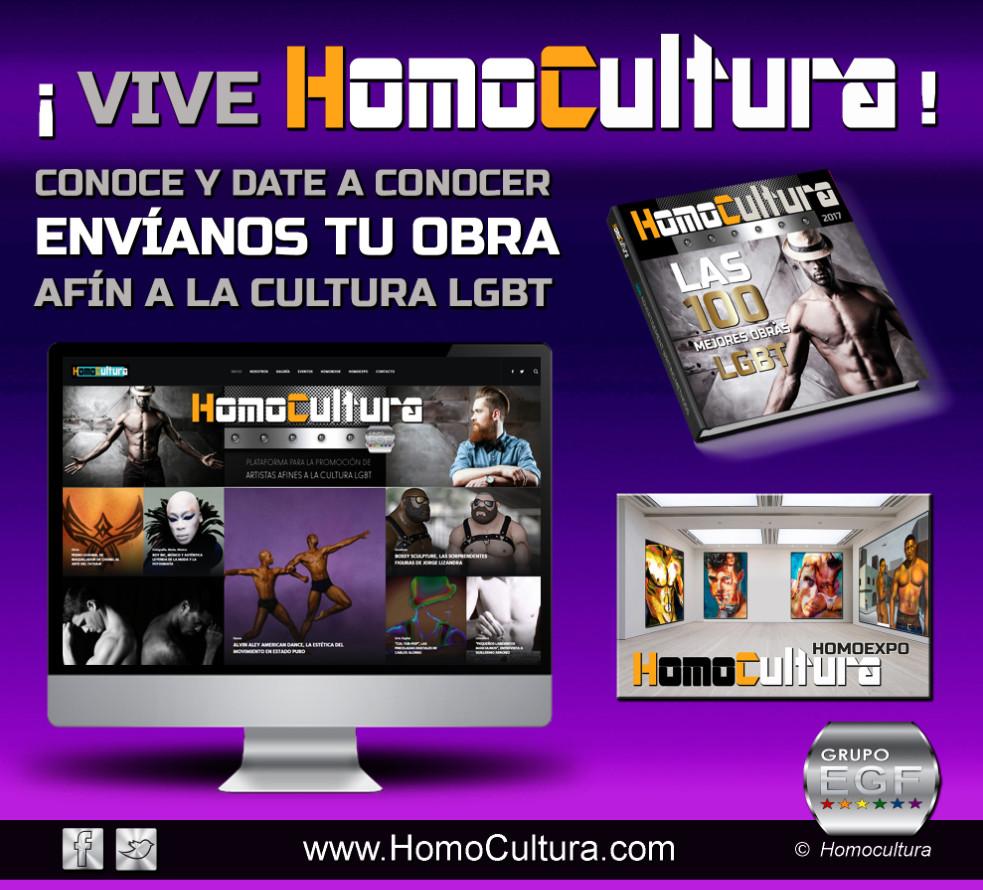 Homocultura, plataforma cultural gay (LGBT)