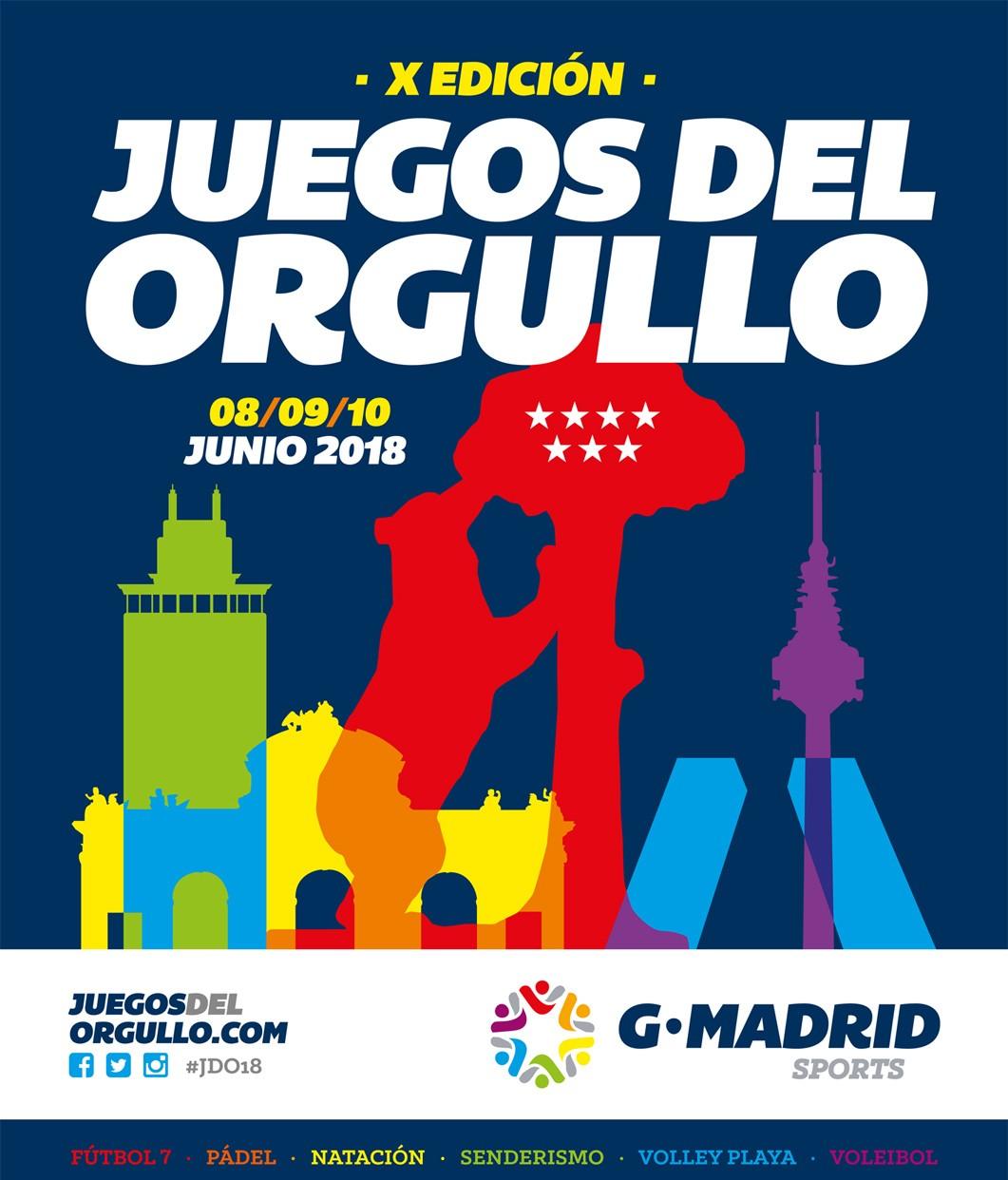 Beatriz Corrales será la embajadora de los Juegos del Orgullo 2018