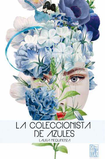 "libro ""La coleccionista de azules"" de Laura Mequinenza"