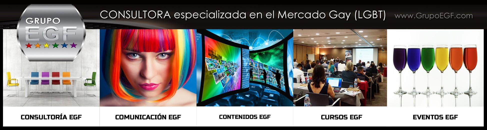 Consultora Grupo EGF y el Mercado Gay
