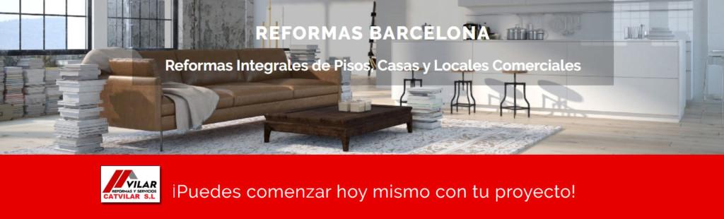 Reformas Barcelona Vilar