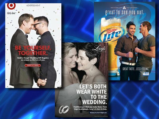 La presencia de familias LGBT con niños comienzan a ser un éxito en la publicidad