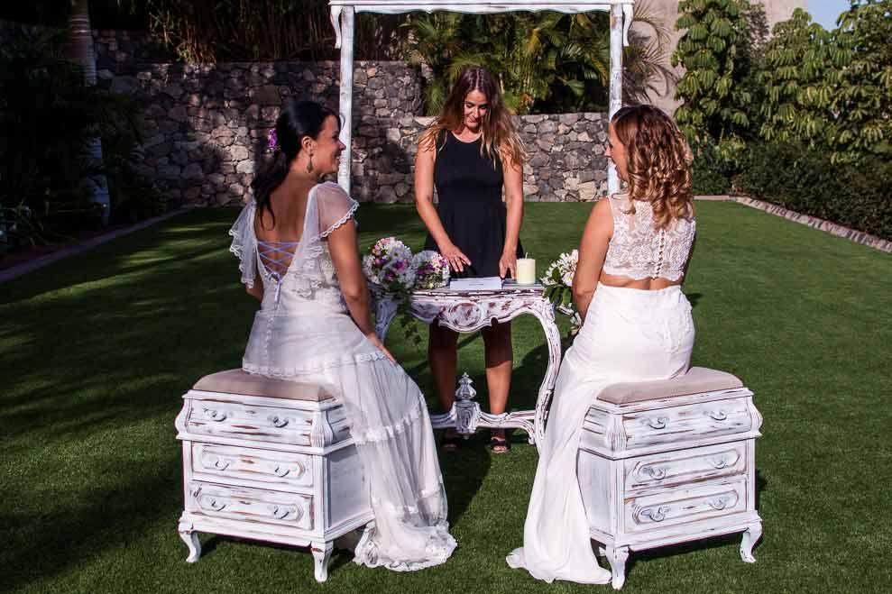 """""""Vámonos de Bodorrio"""", Wedding Planner LGBTI, organiza tu sueño"""