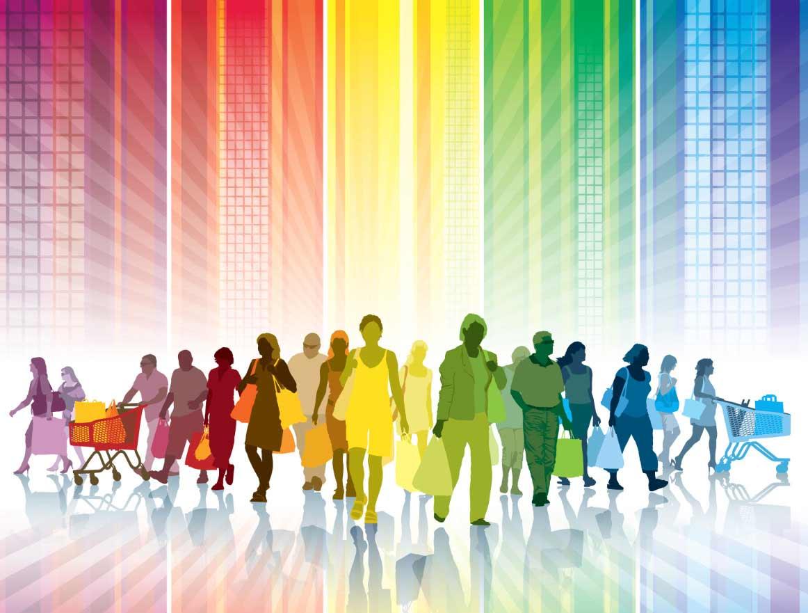 Consumo LGBT. Estudio de Nielsen sobre consumo LGBT