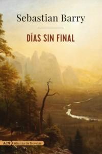 """Novela gay """"Días sin final"""", de Sebastian Barry"""