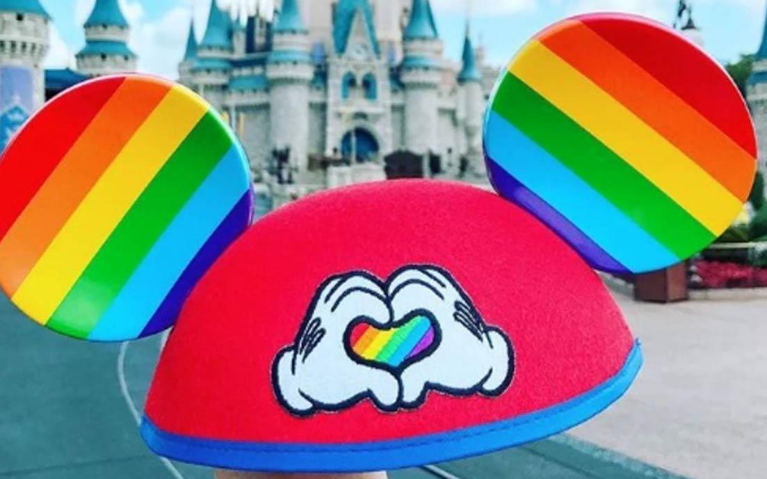 Disney presenta al Mickey Mouse más LGBT de cara al próximo Orgullo