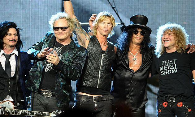 """Guns N' Roses elimina su canción homófoba y racista para el relanzamiento de """"Appetite For Destruction"""""""