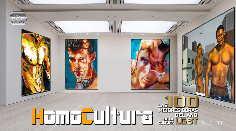 HOMOCULTURA las 100 mejores obras del año de la cultura LGBT