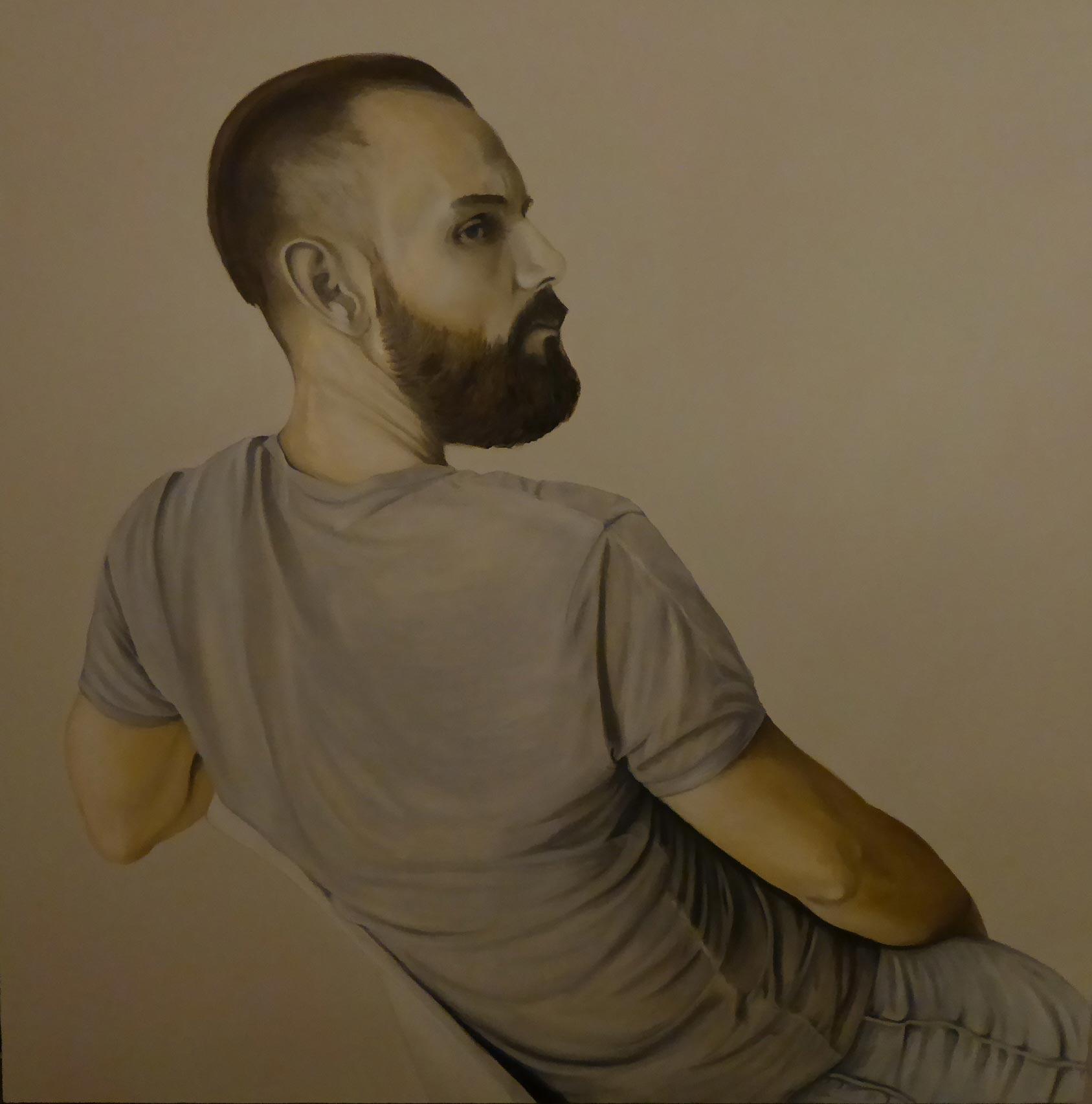 Pintura de José Luis Gómez en Homocultura, cultura gay.