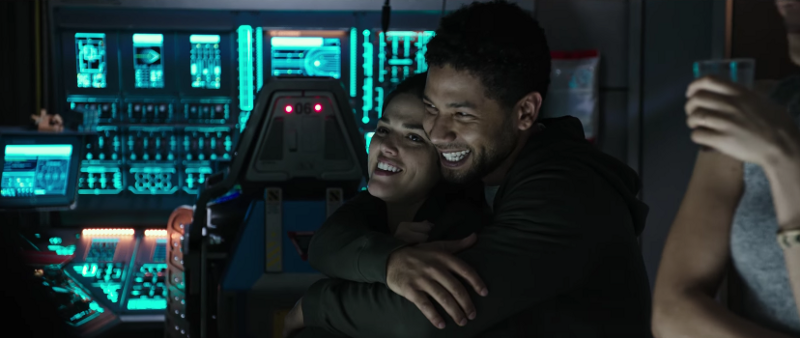 """La última entrega de """"Alien"""" más diversa que nunca con su primera pareja gay"""