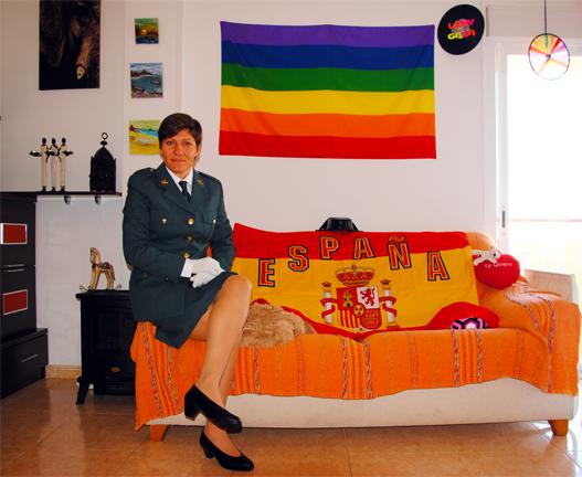 Entrevista: Visibilidad lésbica en la Guardia Civil