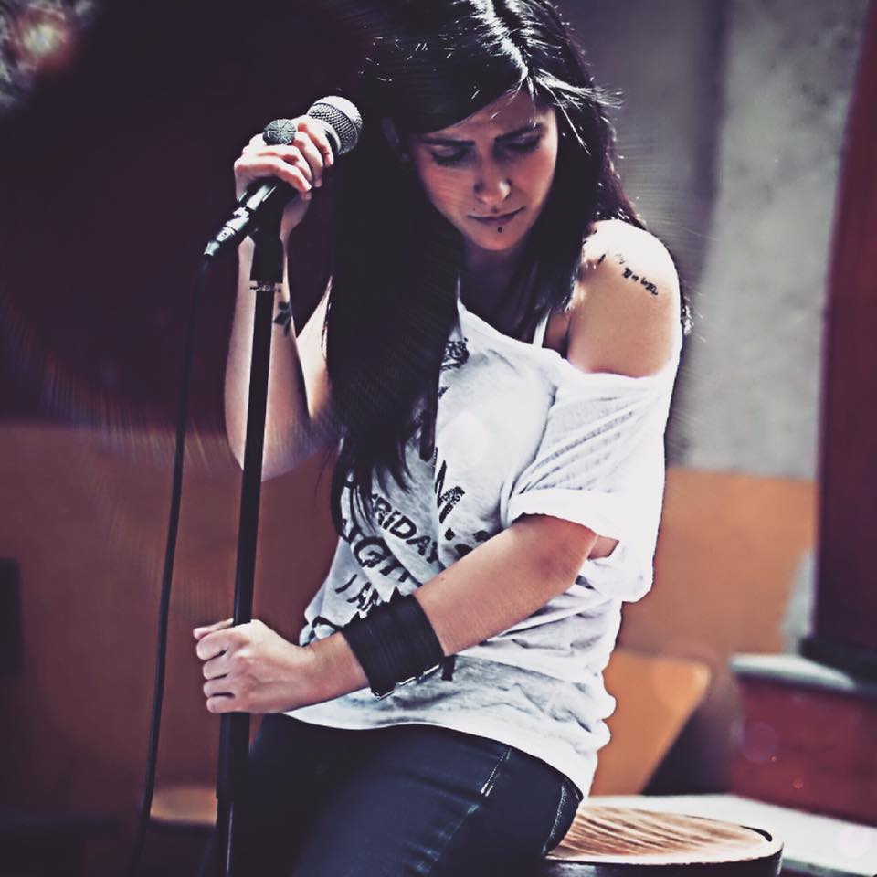 Homocultura, cantante Lydia Torrejón