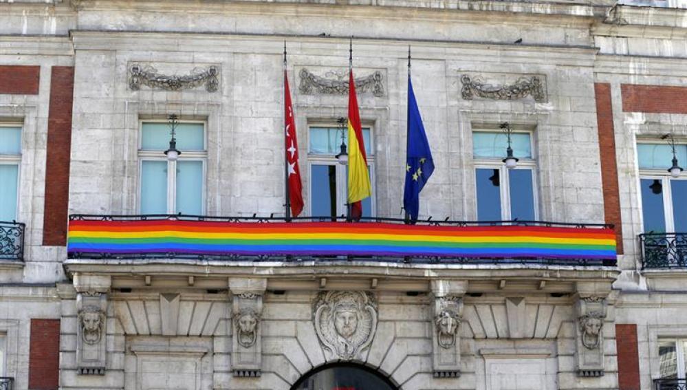 """La Comunidad de Madrid será la primera región europea declarada """"gay friendly"""""""