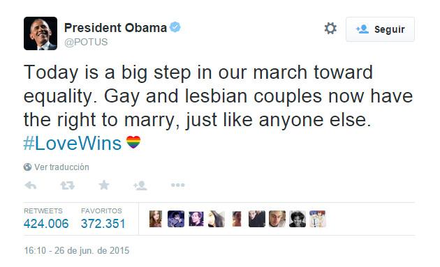 Se casan los demandantes en el caso del matrimonio gay