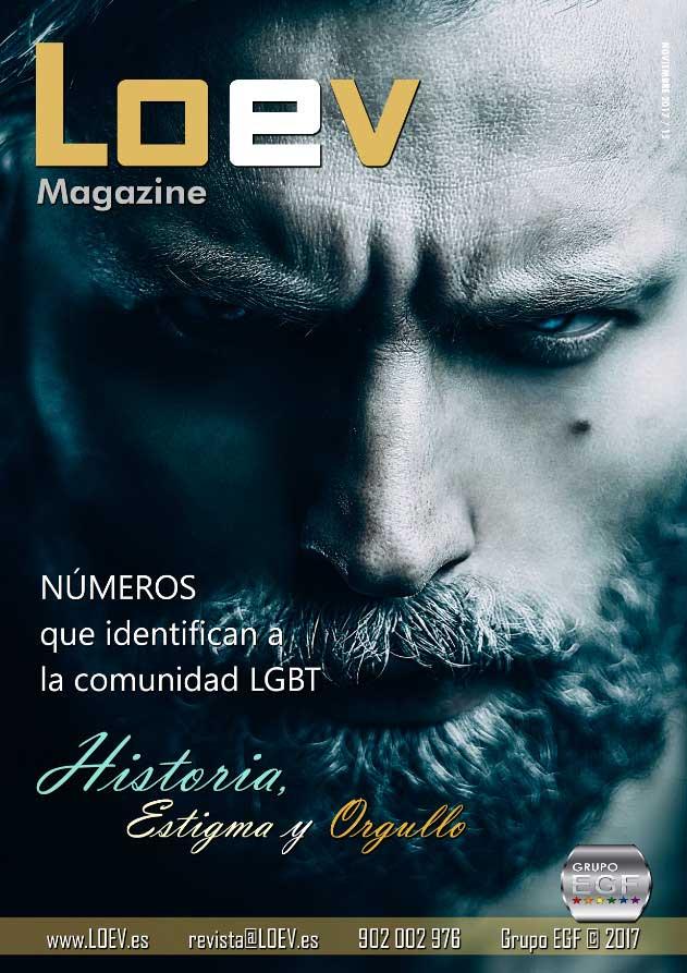 revista gay LOEV