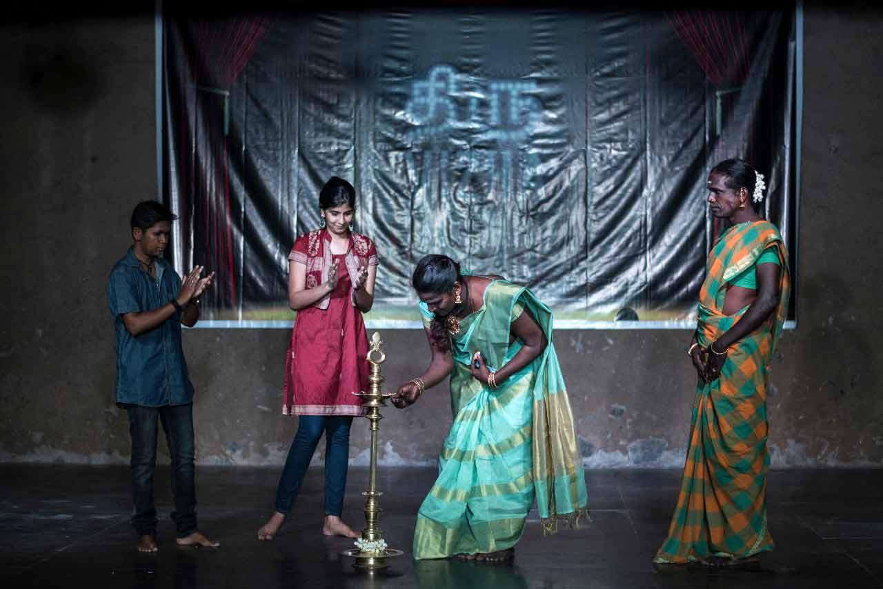Aplicación móvil frente a la transfobia en el entorno laboral de India